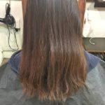 ちょっとした違いと髪質改善トリートメント