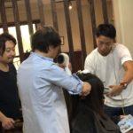 ツヤ髪大学体験会。