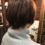 ショートヘアから髪を伸ばすアナタに見てもらいたい。。
