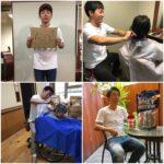 白Tシャツ美容師の使命
