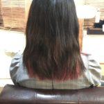 ブリーチ6回やってる髪に髪質改善トリートメントしてみた。