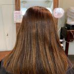 明るい髪色でも縮毛矯正できますか?