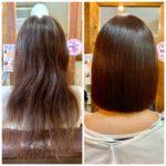 髪質改善ストレートのもちってどれくらい?