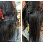 髪質改善ストレート、初めての方。