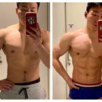 3ヶ月の減量の結果…?