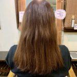 髪質改善ではなくアイロン縮毛矯正もやりますよ。