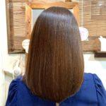 髪質改善トリートメントを半年やってこんな感じになりました。