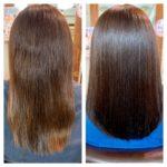 髪質改善ストレート後、3ヶ月経った髪は?