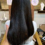 髪質改善ストレートって酸性なんですか?