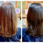 髪質改善トリートメントとカラーで美髪にします!