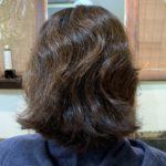 産後でうねりが出たので髪質改善やりました。