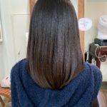 4ヶ月振りの髪質改善トリートメント