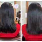 尿素の美髪効果と髪質改善トリートメント。