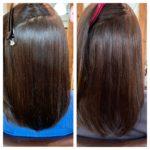 髪質改善ストレートから半年経った髪の状態?