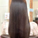 髪質改善トリートメントカラーのオススメカラーは。