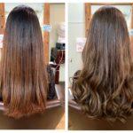 髪質改善トリートメントに飽きたら、ハイライトカラーで…
