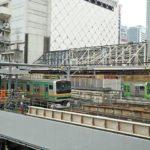 埼京線渋谷駅と髪質改善トリートメント…